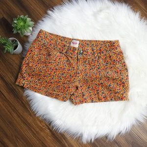 Mossimo Supply Co. Floral Shorts